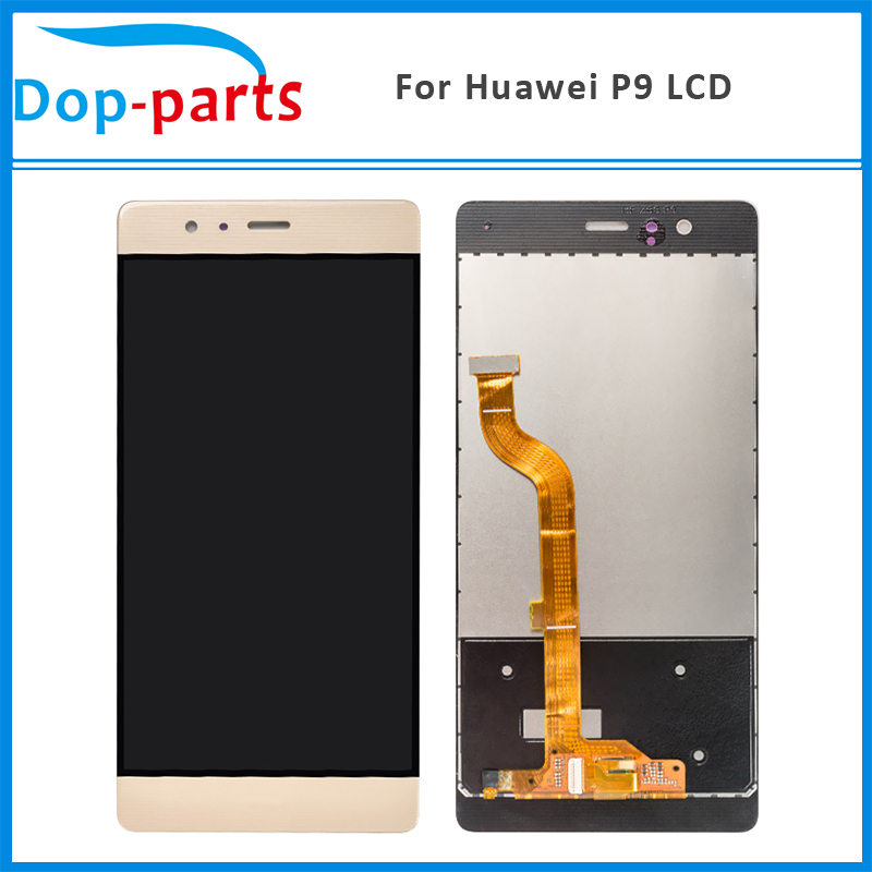 100% Original LCD For Huawei P9 LCD Display Screen Replacement Digiziter Assembly Replacement For Huawei P9 LCD Touch Screen100% Original LCD For Huawei P9 LCD Display Screen Replacement Digiziter Assembly Replacement For Huawei P9 LCD Touch Screen