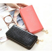 Women High Quality Purse  Leather (9 colors)