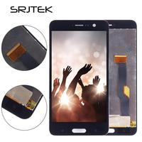 Srjtek For HTC U Play Touch Screen LCD Display Digitizer Sensor Glass Assembly For U Play
