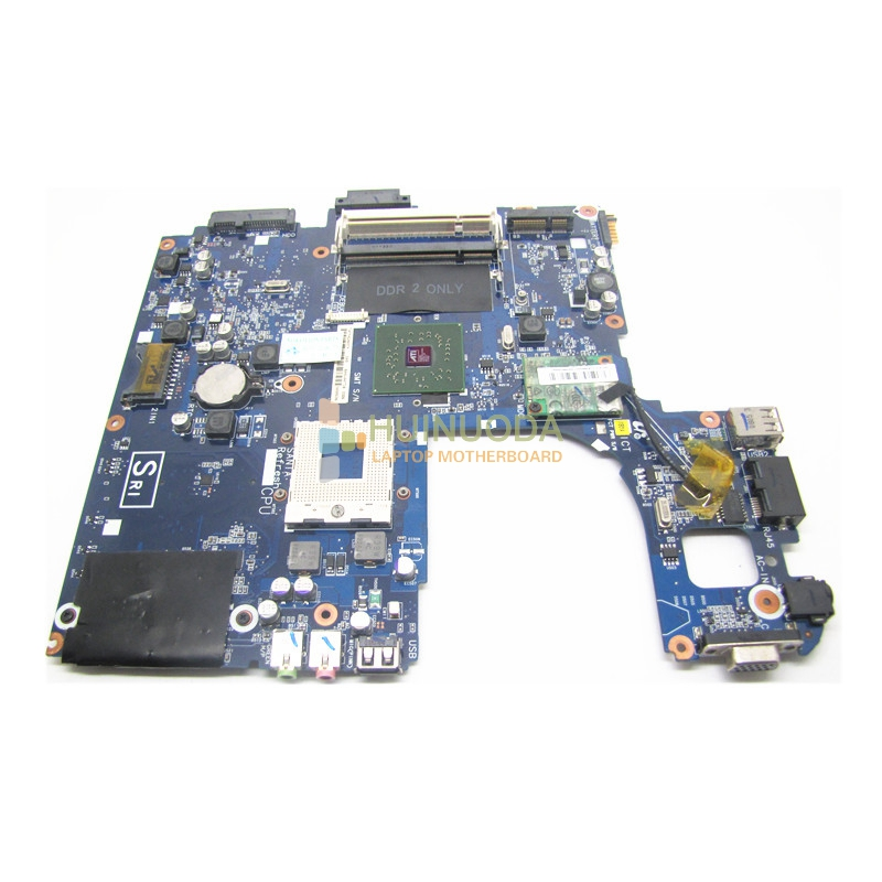 LAPTOP MOTHERBOARD for SAMSUNG R60 Plus NP-R60Y BA92-04772A ATI RS600ME SB600 ATI Radeon Xpress 1250 DDR2 ba92 05127a ba92 05127b for samsung np r60 r60 laptop motherboard ddr2 intel ati rs600me