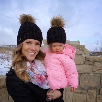 Crochet Knit Hairball Beanie Cap 2PCS Mommy and Me Winter Warn Knitting Balls Double Fur Pom Pom Hat For Women Baby Beanie Hat hot winter beanie knit crochet ski hat plicate baggy oversized slouch unisex cap