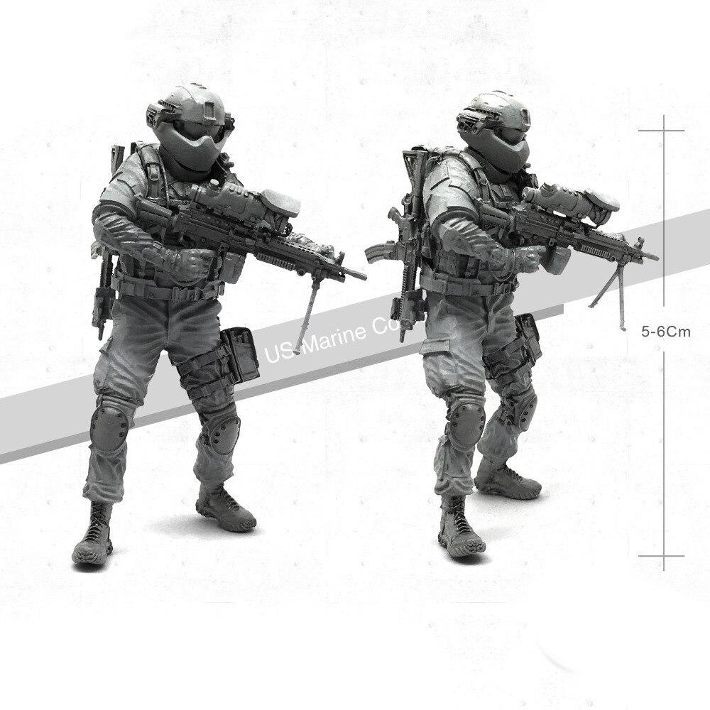 1/35 современный США особой силой насильственные C военнослужащего Смола Модель Рисунок TLP-03