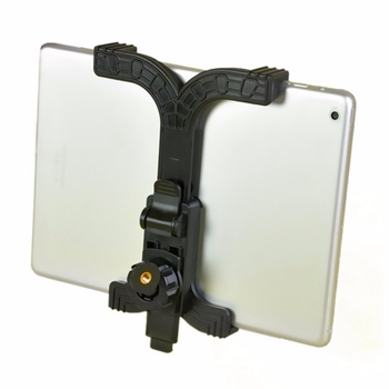 ABS Tablet Mount Holder Stand Bracket Clip Accessories For 7-11 inch Tablet For iPad Self-Stick Tripod Mount Stand Holder
