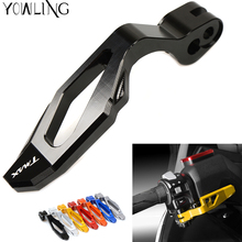 6 Colors High Quality Motorcycle CNC Aluminum Parking Brake Lever for Yamaha TMAX 500 2008-2011 T-MAX 530 TMAX 530 2012-2016 high quality 500mm length 4040 double t slot aluminum profiles extrusion frame based on 2020 for cnc 3d printers plasma lasers