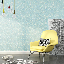 Modern Embossed Granule Wallpapers Solid Color Beige Blue Non-woven Mural Wall Paper Roll for Walls Wallcovering papel de parede