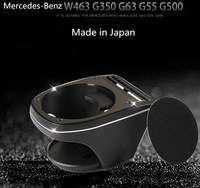 eOsuns Car styling Drink Water Cup Bottle Can Holder Door Mount Stand Drinks Holders Plastic Drink Holder for Mercedes Benz