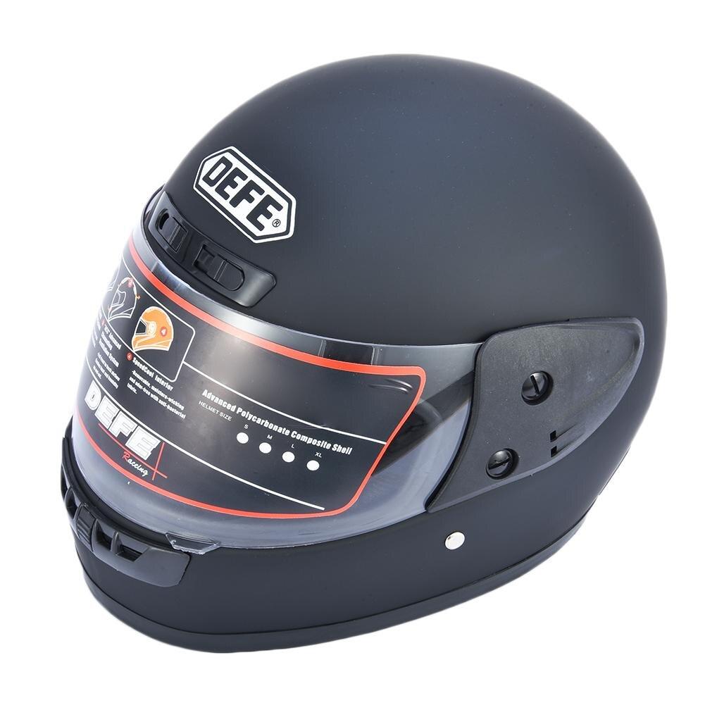 Motorcycle Helmet Full Face Helmet Male Electric Car Helmet Female Winter Warm Full-Covering Battery Vehicle Anti-Fog Helmet