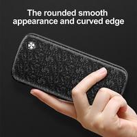 Baseus 10000 mAh USB Güç Bankası iphone Samsung Xiaomi Ince telefon Harici Yedekleme Pil iphone 5 6 7 artı Samsung S8