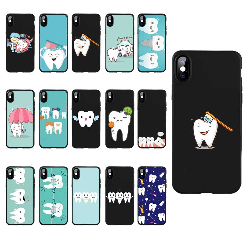 Fitted Cases Cellphones & Telecommunications Hearty Maiyaca Doctor Who Quotes Phone Case For Iphone 7 8 6 6s Plus X 5 5s Se Cover Tpu Black Capa For Iphone Xr Xs Max Removing Obstruction
