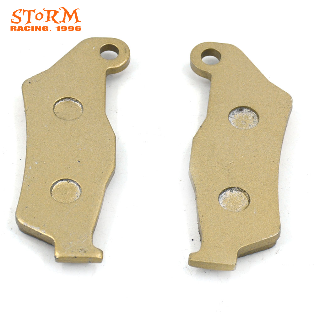 Motorcycle Front Brake Pads For KTM LC2 MX EXC SX XC MX EXCF XCF SC EGS LSE EXCR EXCF XC-F LC4-E 125 150 200 250 350 360 380 400