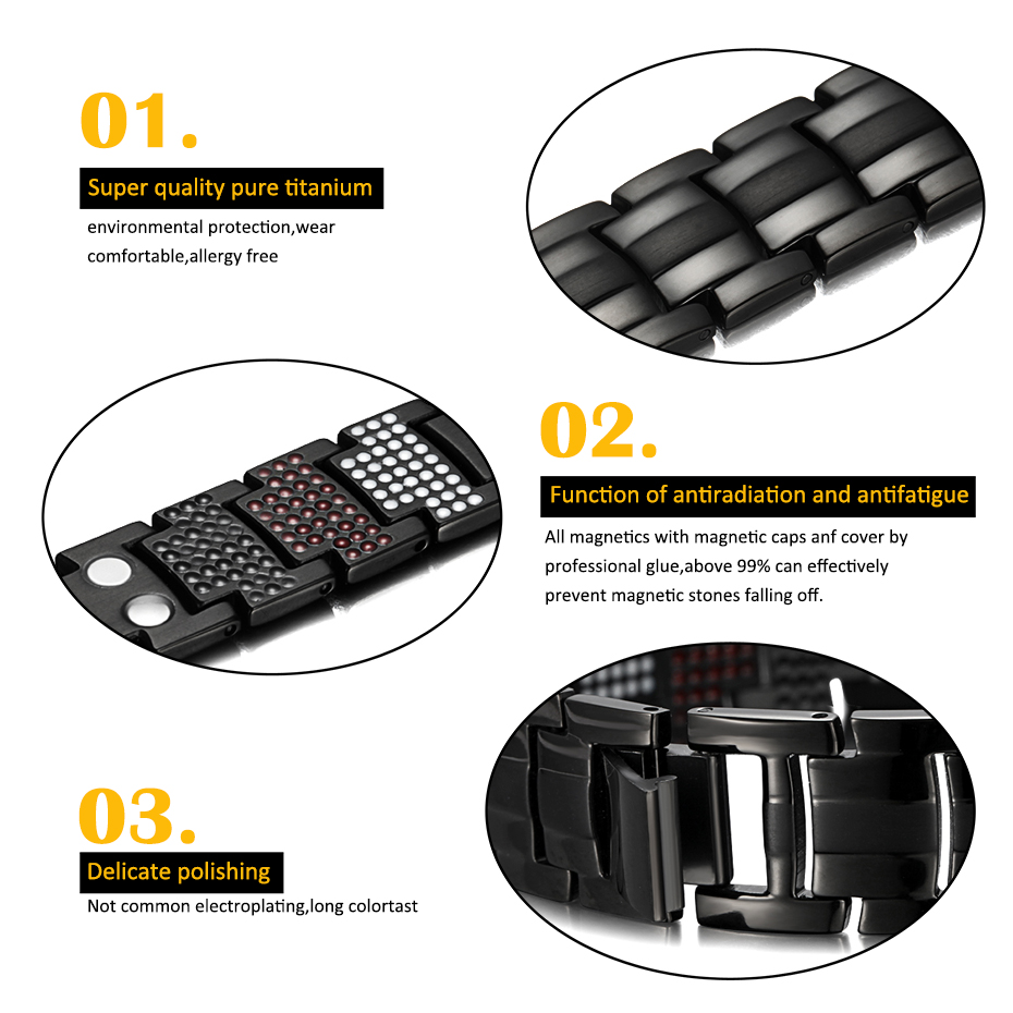 Magnet therapy bracelet (3)