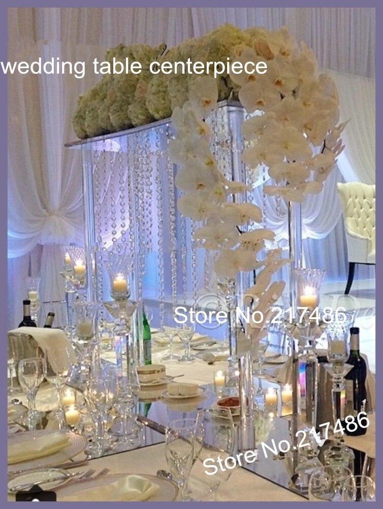 Wedding Crystal Candelabra Centerpieces Unique Acrylic Crystal