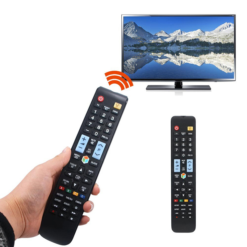 New Replaced Universal Remote Control AA59-00741A TV remote controller for Samsung 3D Smart TV
