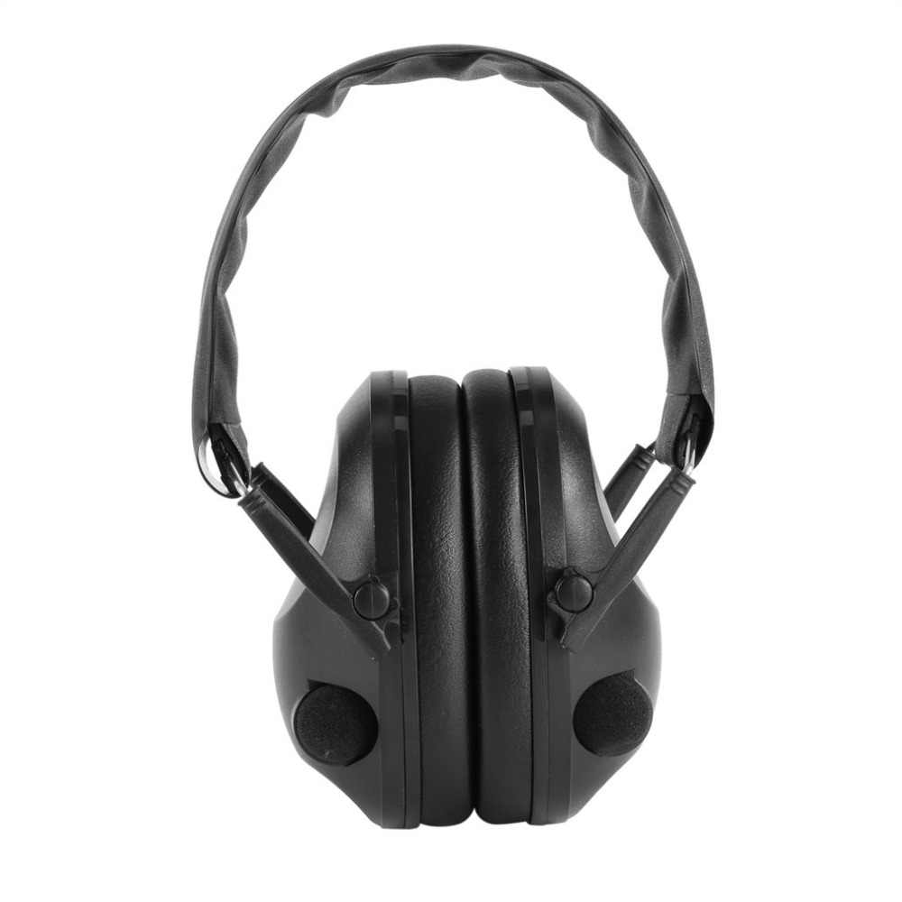 TAC 6s Noise Canceling Tactical Shooting Headset Anti-Noise Sport Hunting Electronic Shooting Earmuff Headphone