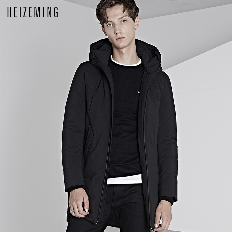 2016New Arrival Parka Brand Clothing Winter Men Winter Warm Regular Formal Jackets And Coats