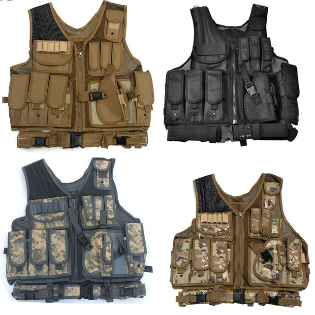 Gilet assaut combat tactique airsoft swat police/NEUF UTG 547 Law Enforcement Tactical Vest tactique Style agent de police Noir