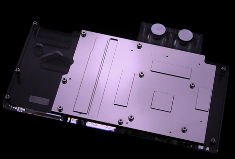 N-EV1080-X Full Cover Graphics Card Water Cooling Block for EVGA GTX1080 FTW EVGA GTX1070 FTW