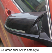 For BMW 1 2 3 4 Replacement Carbon Fiber Mirror Covers Caps Shellseries M series F20 F21 F22 F23 F30 F31 F32 F33 F34 F35 E84 цена
