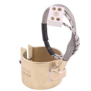 Image 5 - 220 โวลต์ 280 วัตต์ 50*40 มิลลิเมตรหัวฉีดทองเหลืองเครื่องทำความร้อนองค์ประกอบความร้อนสำหรับเครื่องฉีดพลาสติก