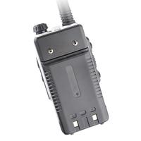 "vhf uhf Baofeng BF-UVB2 פלוס מכשיר הקשר Dual Band VHF / UHF 136-174MHz / 400-520MHz 128CH שני הדרך רדיו BF UVB2 מקמ""ש (2)"