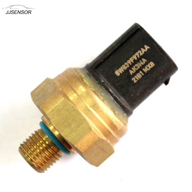 8W839F972AA Fuel Rail Pressure Sensor Switch For Ford Volvo Land Rover 8W83-9F972-AA
