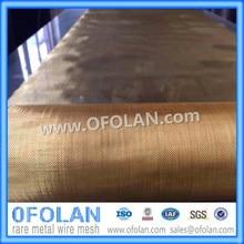 Brass Wire Mesh(20 mesh),Brass Woven Wire Cloth high quality emi emf rf shielding brass wire mesh 80 mesh 500mmx1000mmx2pcs stock supply