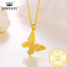 Btss 24K Pure Gold Hanger Real Au 999 Solid Gold Charm Mooie Trendy Classic Party Fine Jewelry Hot Verkopen nieuwe 2020