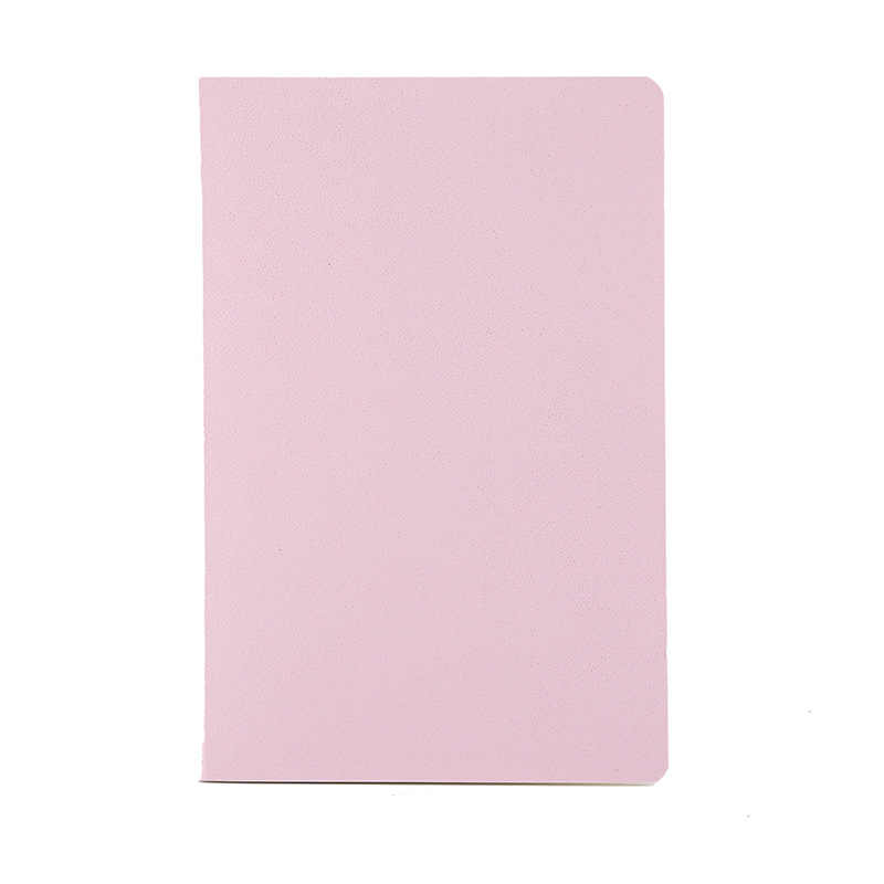 Detail Feedback Questions about 1pcs A5 B5 Pink Grey Color Blank