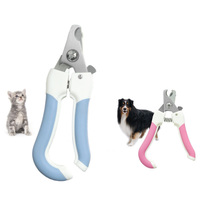 Alloy Pet Dog Puppy Nail Clipper Toe Claw Cutter Cat Grooming Scissor Trimmer Tool With Nail
