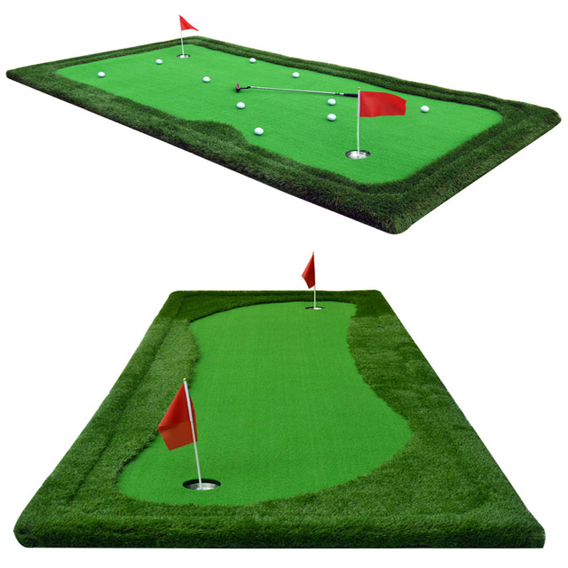 1.5m*3m advanced edition Indoor golf putting green trainers/Golf ...