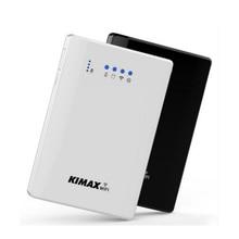2pcs/lot Wireless wifi storage hard drive in hdd enclosure wifi storage hard drive USB3.0 TO SATA interface wifi repeater case