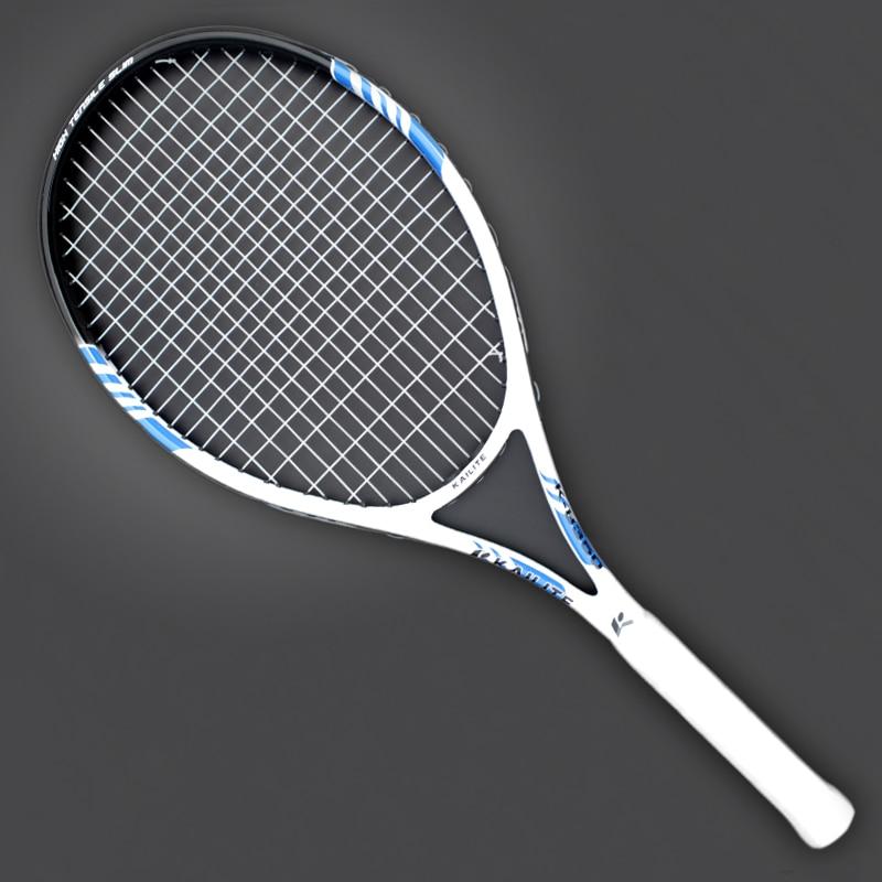 Proffisional Technical Type Carbon Fiber Tennis Rackets High Quality Raqueta Tenis Racket With Bag Racchetta Tennisracket Tennis