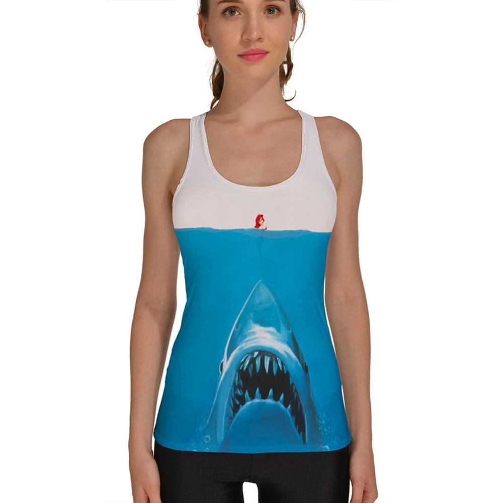 Hot Sales Blue Shark Printing Women Running Shirts 3XL 4XL Active Tiger Leopard Soccer Jersey 6 Patterns