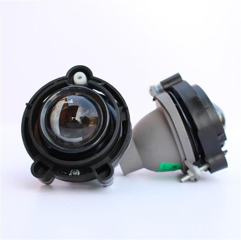1 Paar Mistlampen Projector Lens Rijden Lampen Links + Rechts Voor 2012-2015 Chevy Camaro Zl1