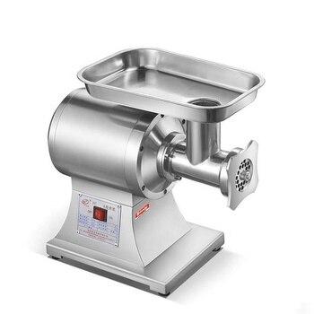 Pc12a коммерческий Электрический мясорубка, мясорубка, пищевое оборудование, скамейка мясорубка