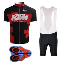 Cycling Jersey Pro KTM Summer Men Bike Clothing Short Sleeve Wear maillot ropa ciclismo Breathable Sportwear Bicycle Clothes I6