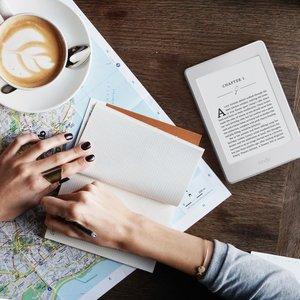 """Image 5 - Kindle Paper Weiß 32GB eBook e tinte Bildschirm WIFI 6 """"LICHT Wireless Reader Mit gebaut in hintergrundbeleuchtung e book reader"""
