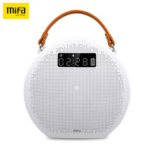 Mifa M9 Portable 40W Bluetooth Speaker With 5200mAh Power Bank and LED Screen Display Party Speaker 3D Digital Stereo Speaker(China)