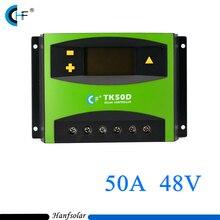 50A 48 В ШИМ Солнечный Регулятор Обязанности для Домашнего Использования в Солнечной Системы