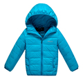 Good Quality Boys Down Jackets 2017 Winter Children Waterproof Warm Down Coats  for Girls Kids 2-16 Year Hooded  Down Outerwear