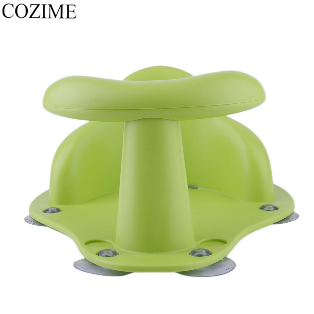 Newborn Baby Bathtub Ring Seat Infant Anti Slip Safety