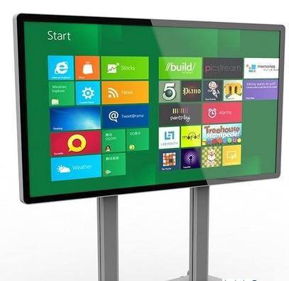 42 inch 47 inch 55 inch 65inch 70 inch multi media teaching integrative multi touch screen LCD pc computer desktops