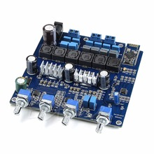 1 pc TPA3116 Classe D Amplificateur Conseil Bluetooth 2.1 Amplificateur Conseil 100 W + 2*50 W