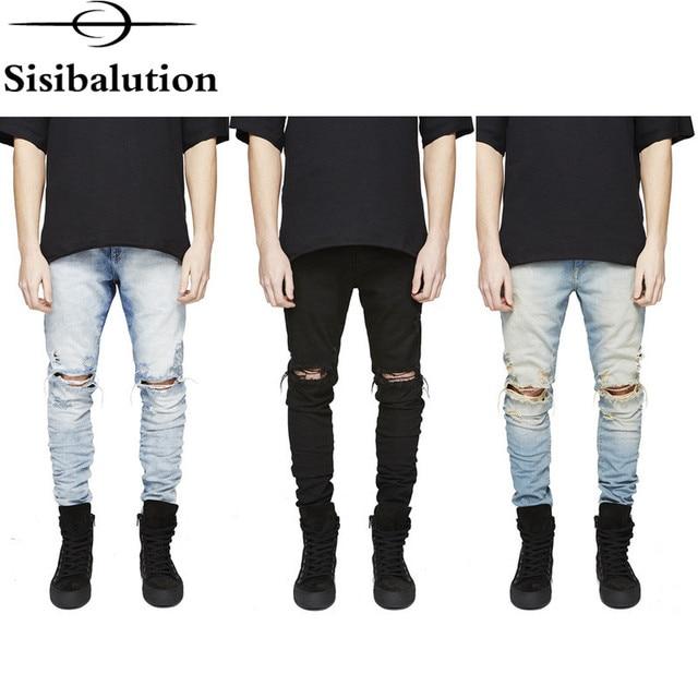 Uomo Jeans Style Street Jeans Street Style 5Rc3jL4Aq