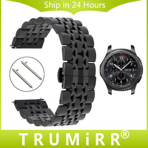 Trumirr 22mm Watchband Frontier Watch Band Wrist Strap