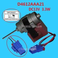 Para a Siemens Bosch Daewoo peças de geladeira geladeira de porta dupla geladeira DC motor do ventilador D4612AAA21