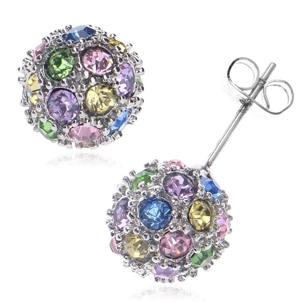 New arrival fashion jhumka ball earrings saudi gold jewelry 2015 ...
