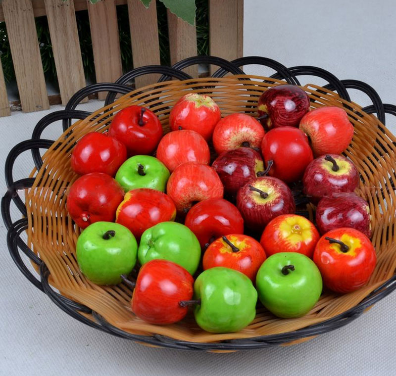 Aliexpress.com : Buy 20pcs/bag Artificial Fruit Mini Fruit Artificial Fruits  And Vegetables Model Set Fake Fruit Props Decoration 7A0221 From Reliable  ...