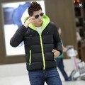 Envío libre 2016 nuevo otoño del resorte de la versión Coreana de los modelos de Explosión de la venta caliente Delgado con capucha gruesa capa caliente Barato venta al por mayor