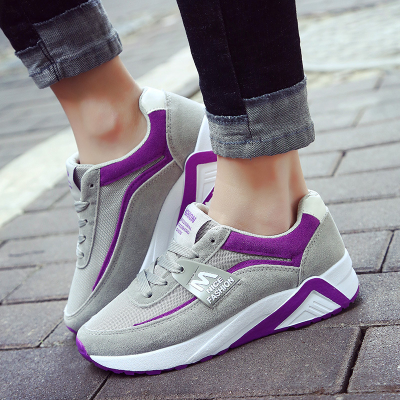 In the spring of 2018 new sport shoes, breathable shoes casual shoes all-match students shoes мяч футбольный joerex 5 jis010
